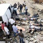 Tin tức trong ngày - 17 thi thể bị vứt trên đường cao tốc ở Mexico
