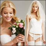 Thời trang - Nội y cưới chắp cánh cho tình ái đơm hoa