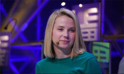 CEO Yahoo tặng iPhone 5 cho tất cả nhân viên - 1