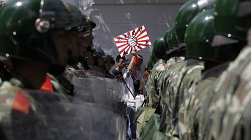 """Toyota """"méo mặt"""" do tranh chấp Trung – Nhật - 2"""
