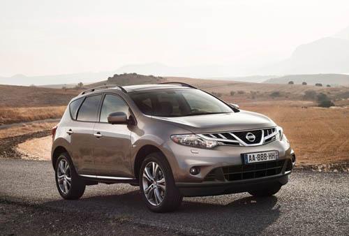 Đánh giá Nissan Murano 2012: Rẻ hơn một chút! - 1