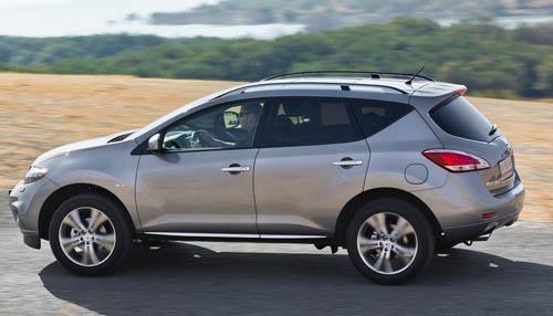 Đánh giá Nissan Murano 2012: Rẻ hơn một chút! - 2