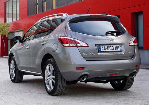 Đánh giá Nissan Murano 2012: Rẻ hơn một chút! - 6