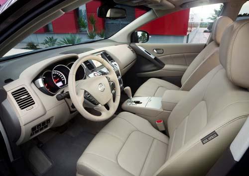 Đánh giá Nissan Murano 2012: Rẻ hơn một chút! - 3