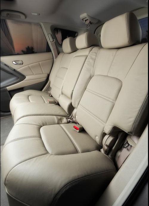 Đánh giá Nissan Murano 2012: Rẻ hơn một chút! - 10