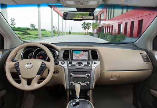 Đánh giá Nissan Murano 2012: Rẻ hơn một chút! - 15