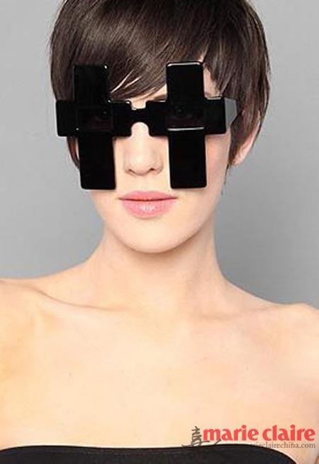 Kính mắt giúp khuôn mặt thêm sinh động - 11