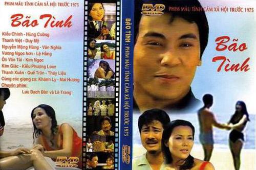 Những cảnh táo bạo phim Việt xưa - 3