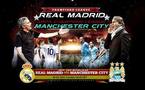 Real – Man City: Thử thách đẳng cấp - 1