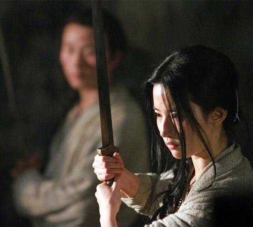 Lưu Diệc Phi tâm sự cảnh yêu... Tào Tháo - 5