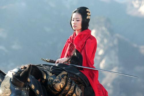 Lưu Diệc Phi tâm sự cảnh yêu... Tào Tháo - 3