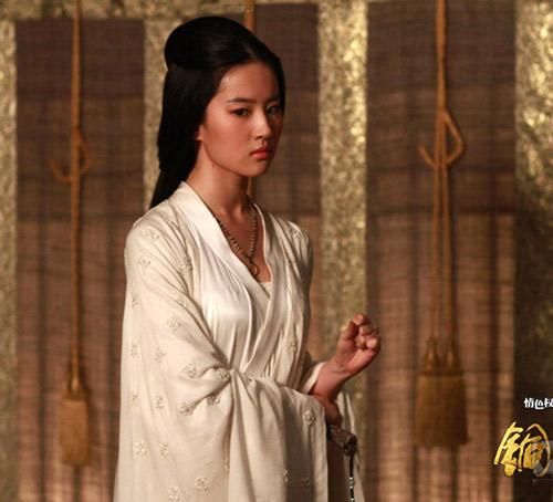 Lưu Diệc Phi tâm sự cảnh yêu... Tào Tháo - 4
