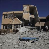 Syria bắn tên lửa trúng... Li Băng