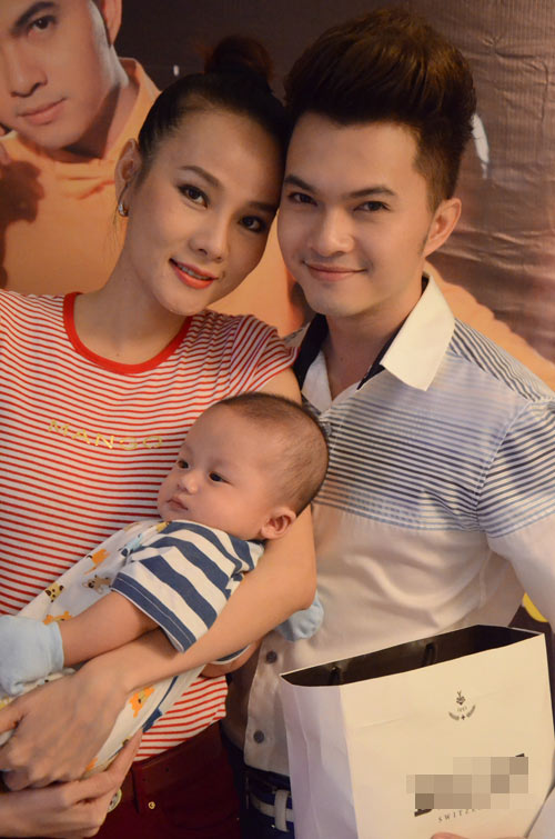 """Nam Cường khoe """"con trai cưng"""" - 3"""