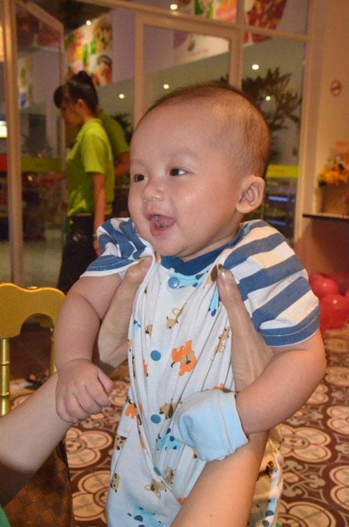 """Nam Cường khoe """"con trai cưng"""" - 5"""