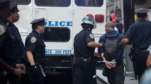 Mỹ: Bắt 200 người biểu tình Chiếm phố Wall - 1