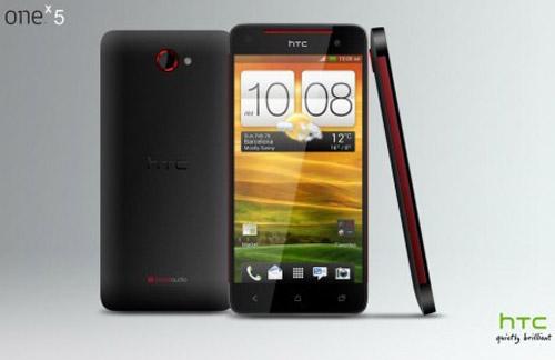 """Hàng """"khủng"""" HTC One X5 sắp ra mắt - 1"""