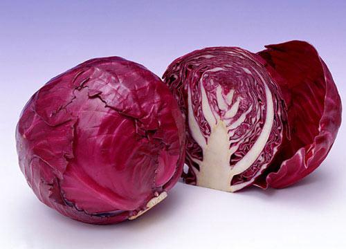 4 loại rau củ màu tím chống lão hóa - 2