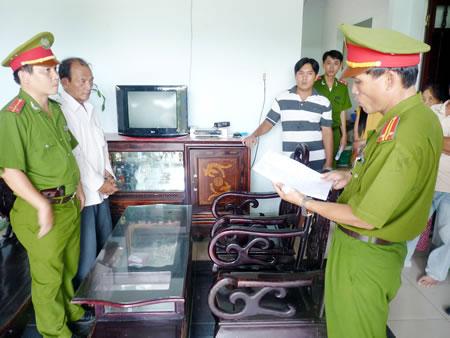 """Bắt 6 đối tượng """"ăn"""" đất của làng ĐH Đà Nẵng - 2"""