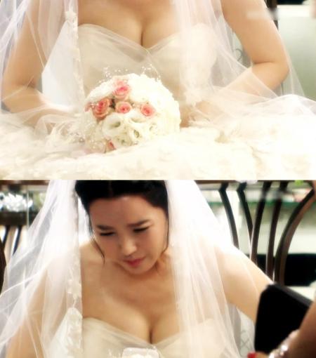 Cảnh khoe ngực lộ liễu của phim Hàn - 7