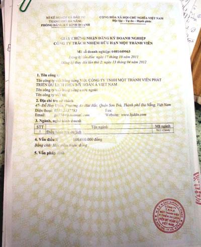 Nhập cảnh theo visa hoạt động thương mại - 3