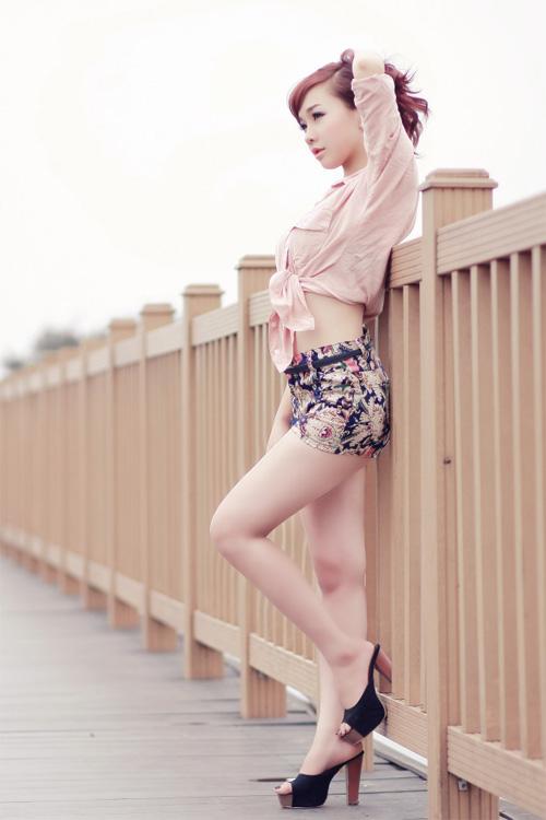 Những cô gái đẹp nhất Imiss Thăng Long - 4