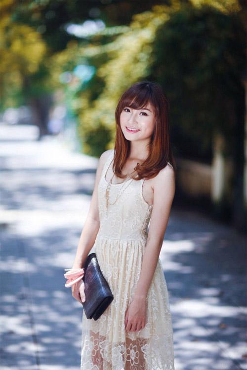 Những cô gái đẹp nhất Imiss Thăng Long - 9