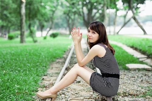 Những cô gái đẹp nhất Imiss Thăng Long - 17