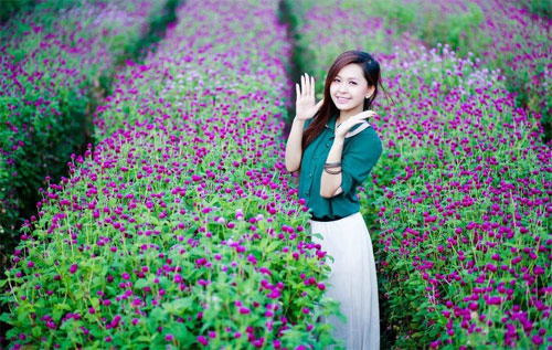 Những cô gái đẹp nhất Imiss Thăng Long - 18
