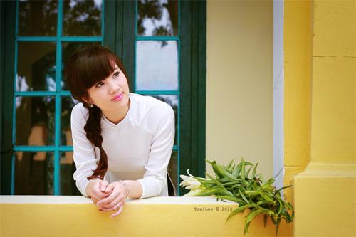 Những cô gái đẹp nhất Imiss Thăng Long - 11