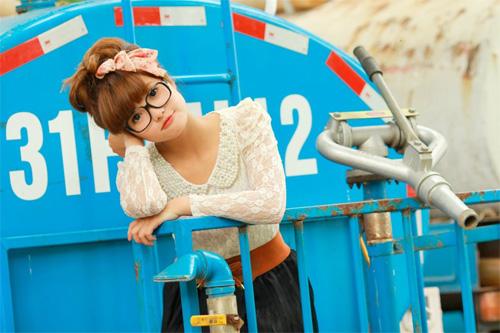 Những cô gái đẹp nhất Imiss Thăng Long - 14