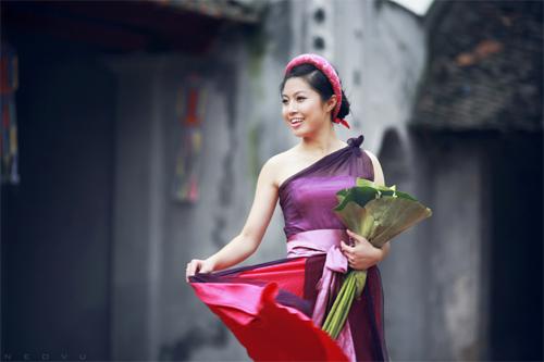 Những cô gái đẹp nhất Imiss Thăng Long - 6