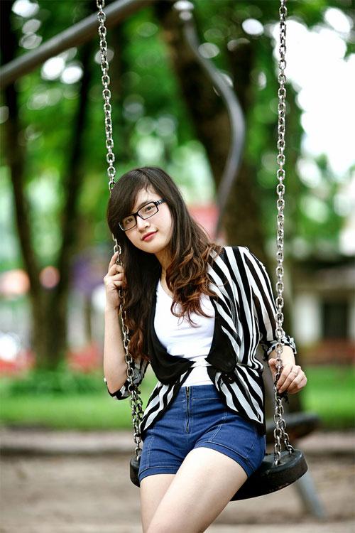 Những cô gái đẹp nhất Imiss Thăng Long - 10