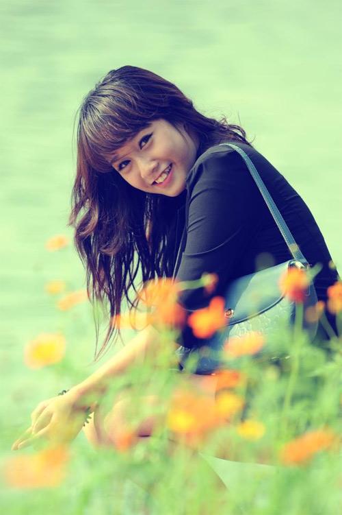 Những cô gái đẹp nhất Imiss Thăng Long - 12