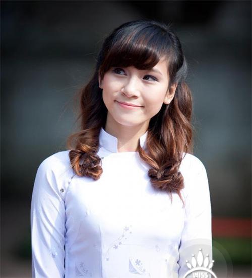 Những cô gái đẹp nhất Imiss Thăng Long - 3