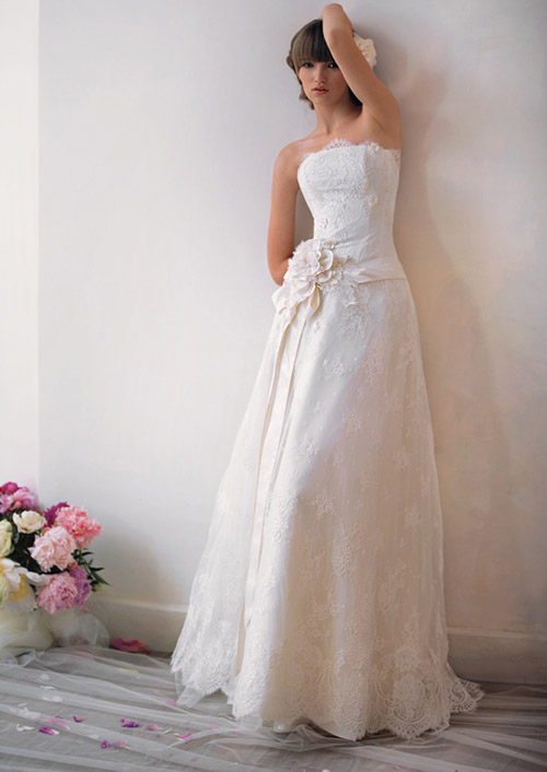 Chọn váy cưới nào cho ngày trọng đại? - 1
