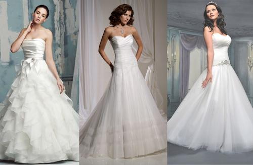 Chọn váy cưới nào cho ngày trọng đại? - 10