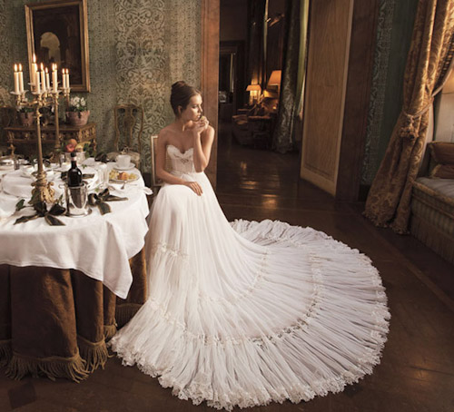 Chọn váy cưới nào cho ngày trọng đại? - 11