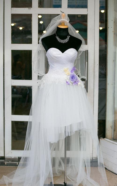 Chọn váy cưới nào cho ngày trọng đại? - 2