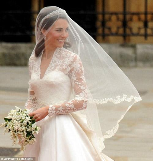 Chọn váy cưới nào cho ngày trọng đại? - 7