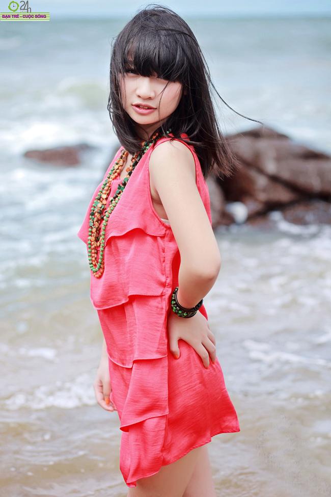 Nguyễn Khánh Linh sinh năm 1996