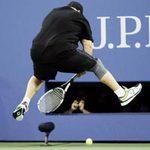 """Thể thao - Video: Đến Federer cũng """"bó tay"""""""