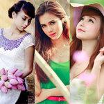 Những cô gái đẹp nhất Imiss Thăng Long