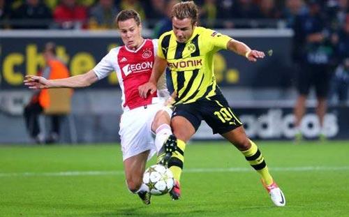 Dortmund - Ajax: Chỉ một là đủ - 1