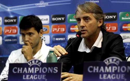 """Mourinho """"nổ"""" tưng bừng, Mancini tiếc nuối - 1"""