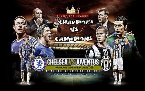 Chelsea – Juve: Kẻ tám lạng người nửa cân - 1