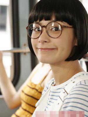 Sao Cbiz hóa ngây thơ với kính Nobita - 17