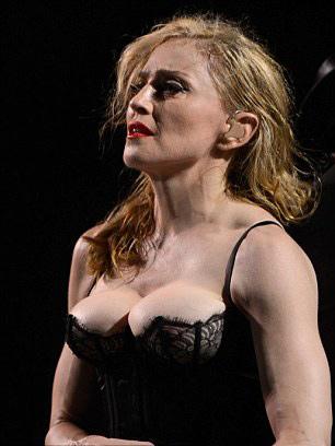 Lady Gaga mang lò mổ thịt lên sân khấu - 9