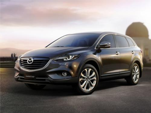 Mazda CX-9 2013 lộ ảnh xem trước - 1