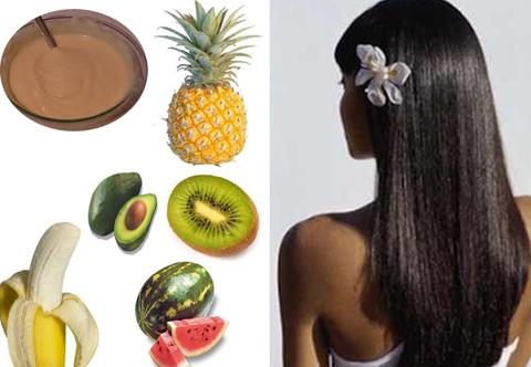 5 công thức mặt nạ tóc mùa thu - 1